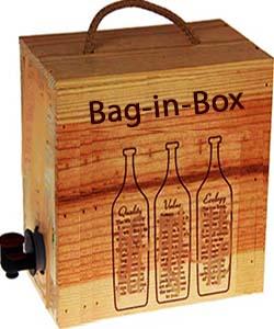 BAG IN BOX – El vino en caja volvió al ruedo nueva nota de @FlorSommelier